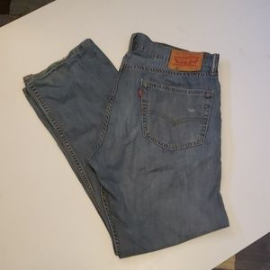 Well loved Levi's